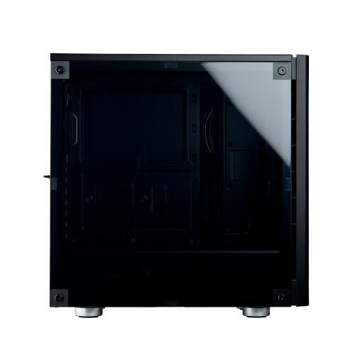 Corsair Carbide 275R Midi-Tower Negro carcasa de ordenador | Quonty.com | CC-9011130-WW