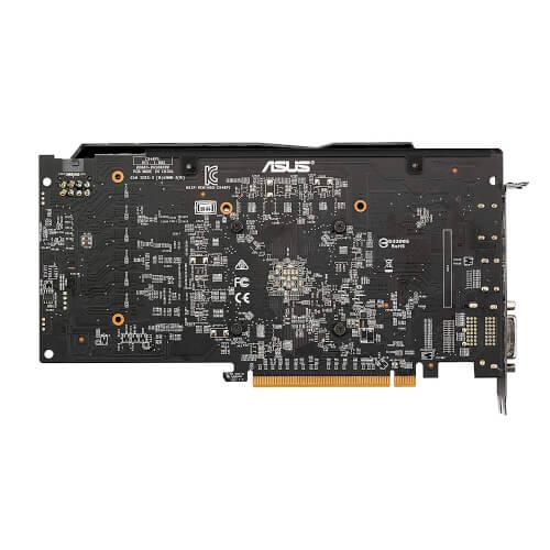 VGA ASUS AREZ-STRIX-RX570-O4G-GAMING | Quonty.com | 90YV0AJ2-M0NA00
