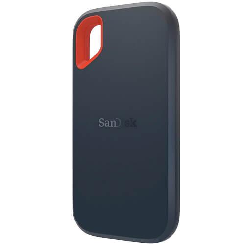 Ssd Sandisk Extreme Portable Ssd 500gb | Quonty.com | SDSSDE60-500G-G25