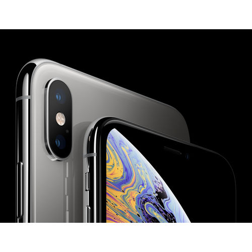 SMARTPHONE APPLE IPHONE XS 5.8 512GB 4G 7/12MPX SILVER | Quonty.com | MT9M2QL/A