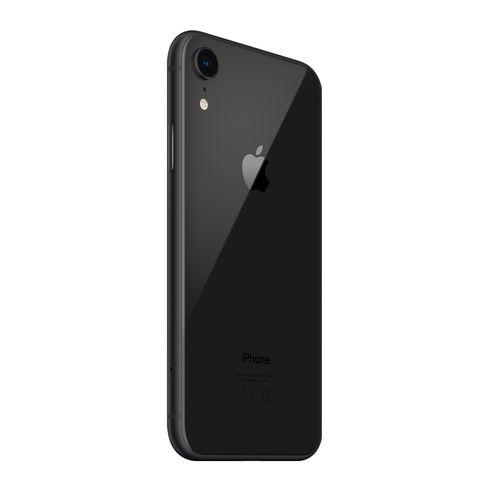 SMARTPHONE APPLE IPHONE XR 6.1 64GB 4G 7/12MPX BLACK | Quonty.com | MRY42QL/A