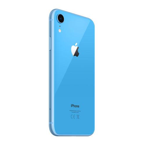 SMARTPHONE APPLE IPHONE XR 6.1 128GB 4G 7/12MPX BLUE | Quonty.com | MRYH2QL/A