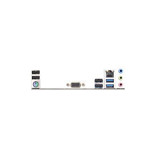 PLACA ASROCK AM1B-M AM1 2DDR3 VGA USB3.0 MATX | Quonty.com | 90-MXGSV0-A0UAYZ