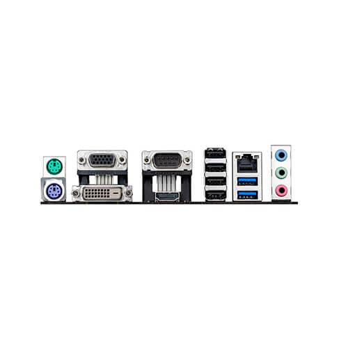PLACA ASUS AM1I-A AM1 DDR3 HDMI SATA3 USB3.0 M-ITX | Quonty.com | 90MB0IA0-M0EAY0