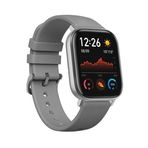 Smartwatch Xiaomi Amazfit Gts 1,65'' Gps Nfc Lava Grey | Quonty.com | AMAZFITA191GY