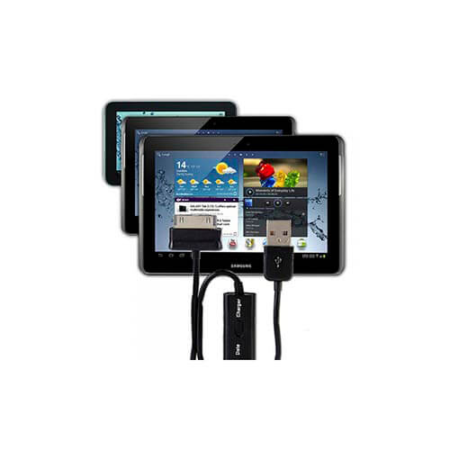 CABLE USB APPROX USB3.0 A/M - SAMSUNG GALAXY TAB 30P NEGRO | Quonty.com | APPC05