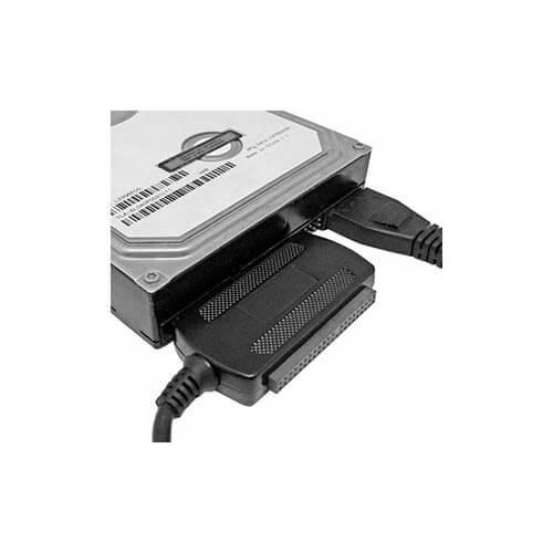 ADAPTADOR HDD APPROX USB2.0 IDE/SATA 2,5''/3,5'' | Quonty.com | APPC08