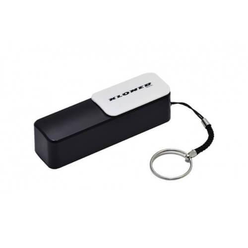 Powerbank/Bateria Externa Kl-Tech Kpb28 2600 Negro | Quonty.com | KPB28
