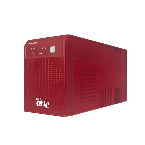 SAI/UPS 2000VA SALICRU SPS 2000 ONE 4XSCHUKO INTERACT | Quonty.com | 662AA000007
