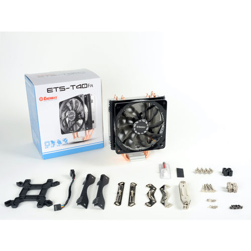 DISIPADOR ENERMAX ETS-T40F-TB | Quonty.com | ETS-T40F-TB