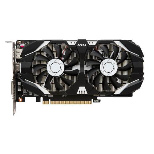 Msi Gtx 1050 Ti 4gt Oc Gddr5 | Quonty.com | 912-V809-2272