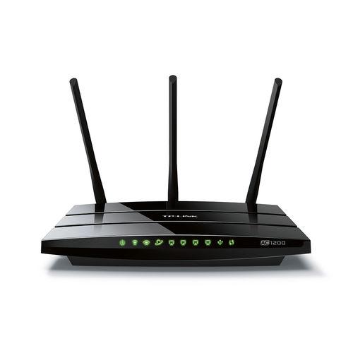 Wireless Router Dual Tp-Link Ac1200 | Quonty.com | ARCHER C1200