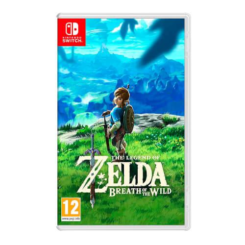 Juego Nintendo Switch The Legend Of Zelda | Quonty.com | 2520081