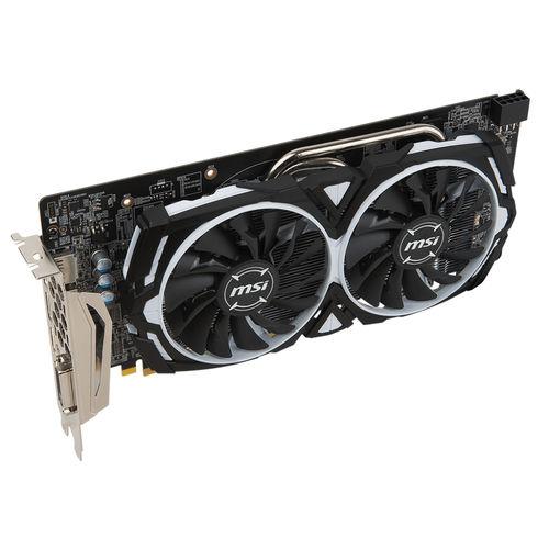 TARJETA GRÁFICA MSI RX580 ARMOR 8GB OC GDDR5 | Quonty.com | 912-V341-064