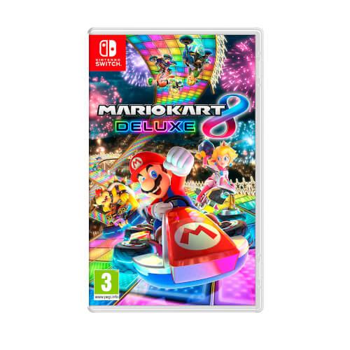 Juego Nintendo Switch Mario Kart 8 Deluxe | Quonty.com | 2520381
