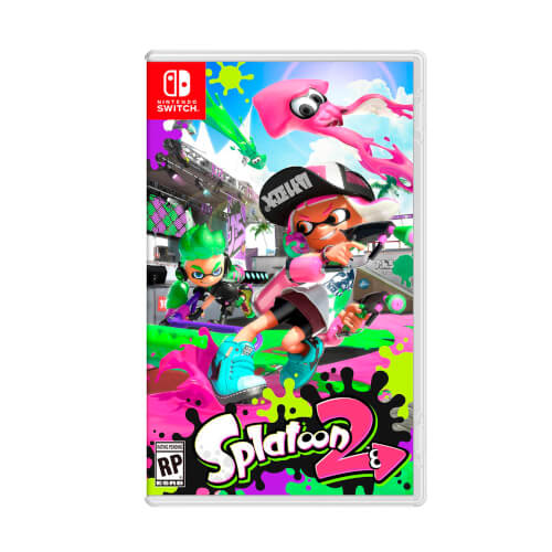 Juego Nintendo Switch Splatoon 2 | Quonty.com | 2520581