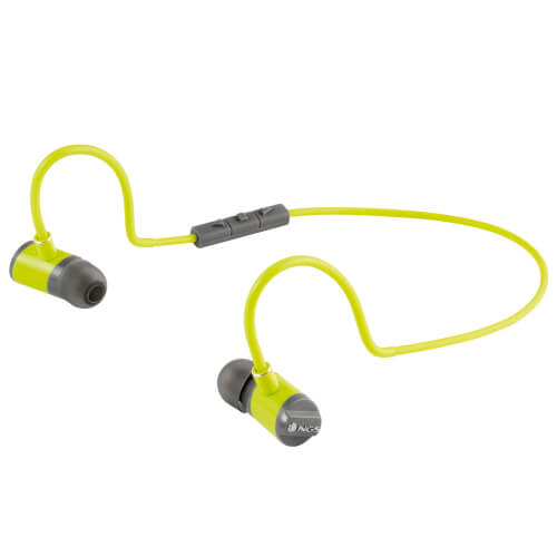 Auriculares Ngs Sport Articaswing Yellow Bluetooth | Quonty.com | ARTICASWING