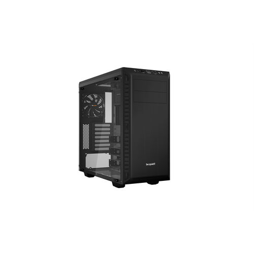 Torre Atx Be Quiet! Pure Base 600 Window Black | Quonty.com | BGW21
