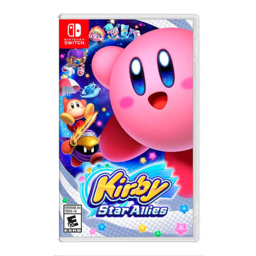 Juego Nintendo Switch Kirby Star Allies | Quonty.com | 2521681