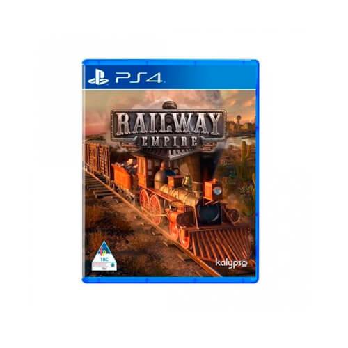 Juego Sony Ps4 Railway Empire   Quonty.com   RAILWAYEMPIREPS4FRESIT