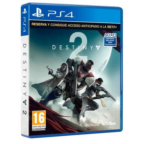 Juego Ps4 Sony Destiny 2 | Quonty.com | DESTINY2PS4FRNL