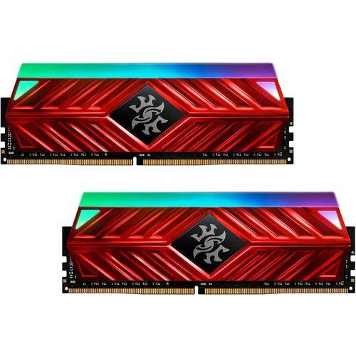 Adata Ddr4 16gb (2x8) 3000mhz Cl16 Xpg Spectrix D41 Led-Rgb | Quonty.com | AX4U300038G16-DR41