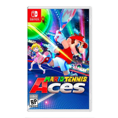 Juego Nintendo Switch Mario Tennis Aces | Quonty.com | 2523281