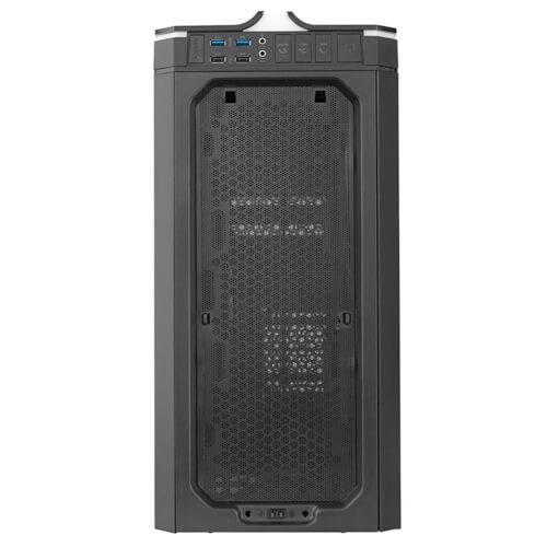 CAJA TORRE/E-ATX RIOTORO CR1288 LED-RGB NEGRO | Quonty.com | CR1288