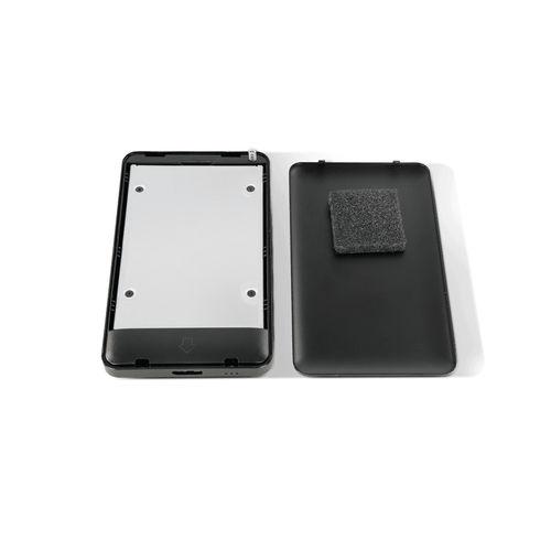 Caja Externa 2.5 Usb 3.0 Nox Lite 2.5 Negro | Quonty.com | NXLITEHDD25