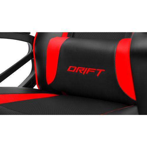 Silla Gaming Drift Dr50br Negro/Rojo   Quonty.com   DR50BR