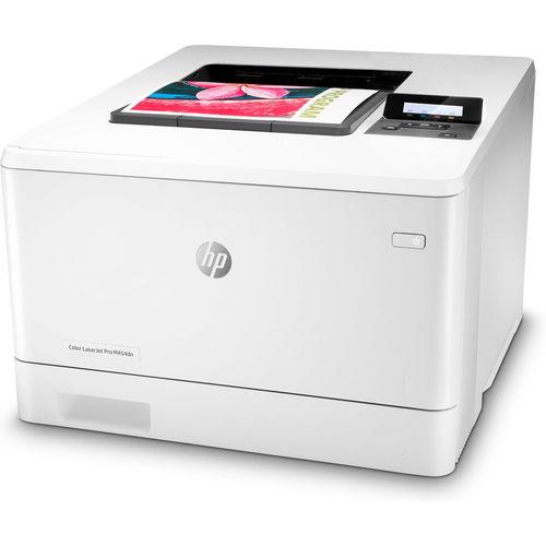 Impresora Laser Color Hp Laserjet Pro M454dn 27ppm | Quonty.com | W1Y44A