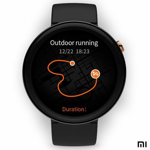 Smartwatch Xiaomi Amazfit Nexo 4g Negro | Quonty.com | W1817EA1N
