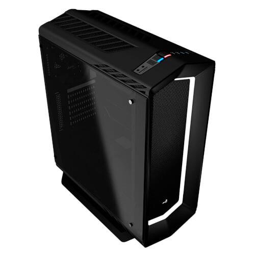 Caja Semitorre/Atx Aerocool P7-C1 Negra   Quonty.com   P7C1BK