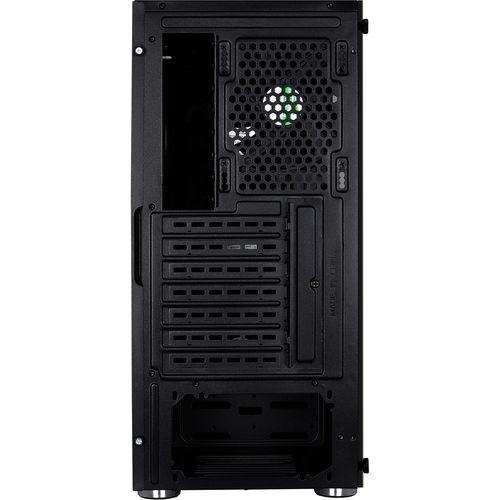 Caja Semitorre/Atx Aerocool Quartzrevo S/Fuente Usb3.0 Rgb | Quonty.com | QUARTZREVO