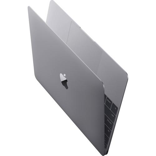 APPLE MACBOOK 12' DOLBLE MICROFONO 12FHD 8GB S512GB GRPHICS 515 WI-FI MACOS SIERRA GRIS ESPACIAL | Quonty.com | MLH82Y/A