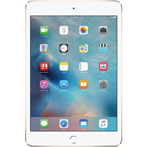 IPAD MINI 4 128GB 7.9'' DUALCORE 2GB+128GB WI-FI IOS10 GOLD | Quonty.com | MK9Q2TY/A