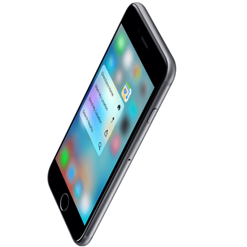 APPLE IPHONE 6S 32GB 4.7''IPS DUALCORE 2GB/32GB 4G 5/12MPX 1SIM IOS10 GRIS ESPACIAL | Quonty.com | MN0W2QL/A