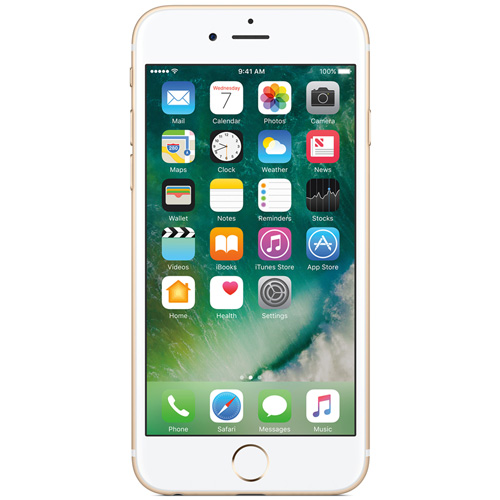 IPHONE 6S 4.7''IPS DUALCORE 2GB/32GB 4G 5/12MPX ORO | Quonty.com | MN112QL/A