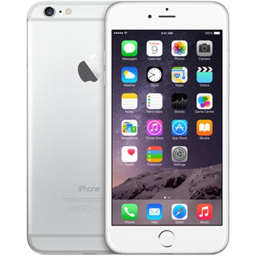 APPLE IPHONE 6S PLUS 128GB 5.5''FHD DUALCORE 2GB/128GB 4G 5/12MPX 1SIM IOS10 PLATA   Quonty.com   MKUE2QL/A