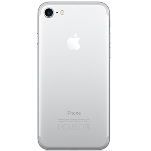APPLE IPHONE 7 128GB 4.7''IPS QUADCORE 2GB/128GB 4G 7/12MPX 1SIM IOS10 PLATA | Quonty.com | MN932QL/A