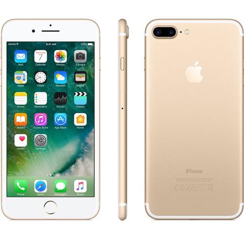 APPLE IPHONE 7 PLUS 128GB 5.5''FHD QUADCORE 3GB/128GB 4G 7/12MPX 1SIM IOS10 GOLD | Quonty.com | MN4Q2QL/A