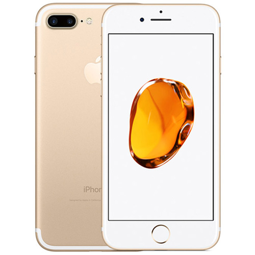 APPLE IPHONE 7 PLUS 256GB 5.5''FHD QUADCORE 3GB/256GB 4G 7/12MPX 1SIM IOS10 GOLD | Quonty.com | MN4Y2QL/A