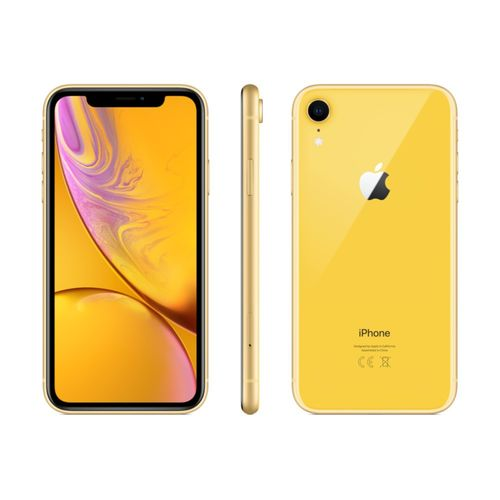 APPLE IPHONE XR 256GB AMARILLO - MRYN2QL/A | Quonty.com | MRYN2QL/A