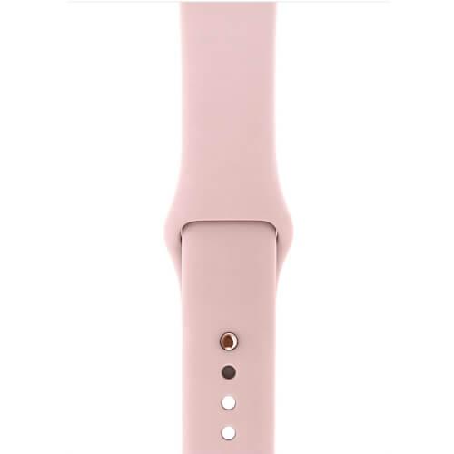 Apple Watch S3 (Gps) 38mm Con Caja Aluminio Oro Y Correa | Quonty.com | MQKW2QL/A
