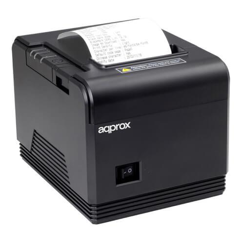Impresora De Tickets Approx Apppos80am3 200mms Lan   Quonty.com   APPPOS80AM3