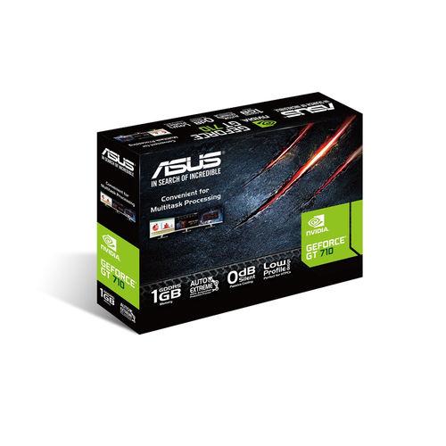 Asus Gt 710 1gb Gddr5 Pcie X16 2.0 Hdmi | Quonty.com | 90YV0AL2-M0NA00