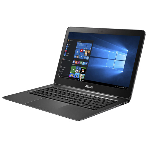 ASUS ZENBOOK UX305UA-FC006T I7-6500U 13,3FHD 8GB S256GB W10 | Quonty.com | 90NB0AB1-M00070