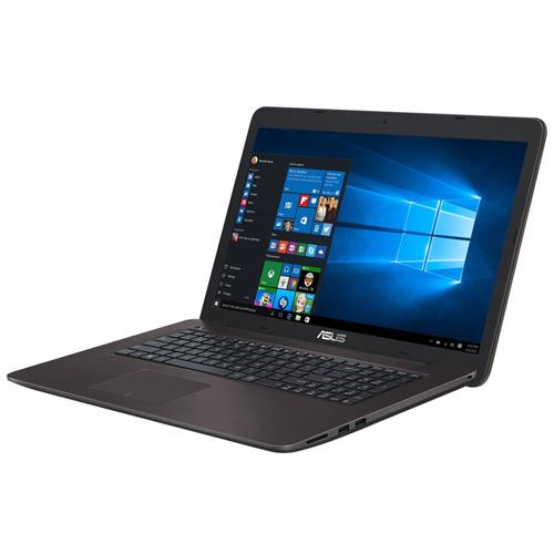 ASUS VIVOBOOK X756UJ-TY035T I5-6200U 17,3 8GB 1TB 920M W10 | Quonty.com | 90NB0A21-M01090