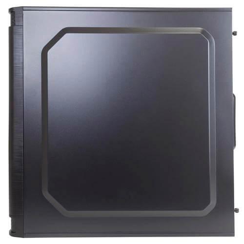 CAJA SEMITORRE/ATX B-MOVE ORION 500W USB2.0 METAL NEGRA | Quonty.com | BMORION