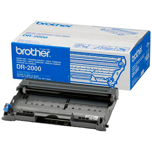 TAMBOR BROTHER DR2000 12.000PAG | Quonty.com | DR2000